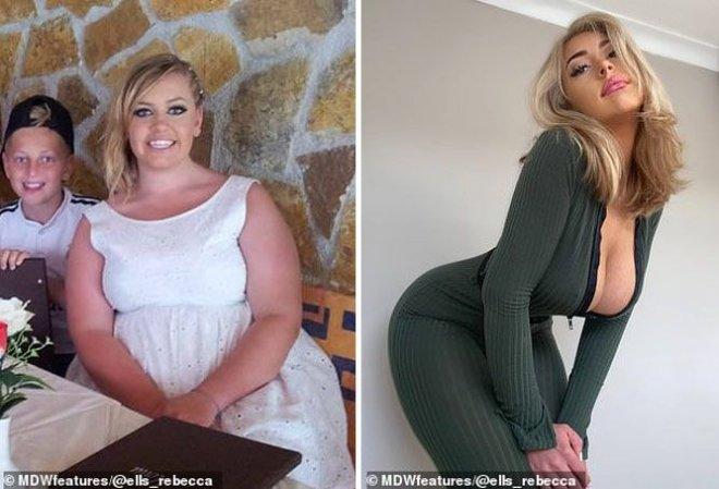 похудела на 60